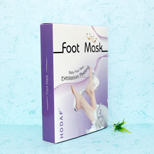 hand and foot whitening cream! manufacturers foot peel spa socks exfoliating foot mask