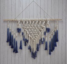 Macrame wall hangingr/Macrame wall weaving/Home decor hanging