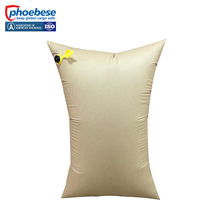 high pressure protective paper dunnage airbag for container and truck