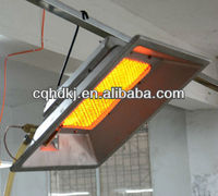 Flameless auto ignition gas heaters Automatic poultry farm equipments THD2608