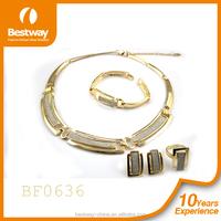 2016 fashion jewelry costume jewelry african beads jewelry ladies jewellery BF0636