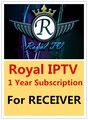 Tiger receiver iptv account 1 Year Subscription Royal IPTV arabic iptv apk