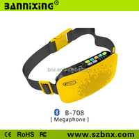 BNX B-708E Consumer Electronics megaphone with battery