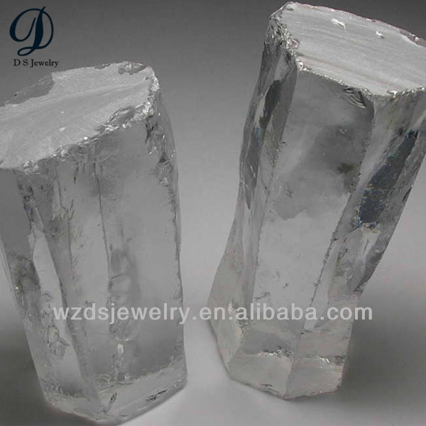 Synthetic clear uncut zirconia rough diamond,diamond gems price