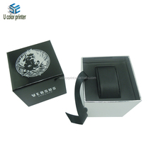 custom logo luxury watch packaging boxes