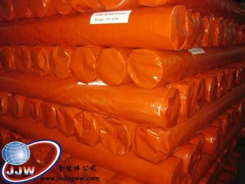 Orange Orange PE Tarpaulin