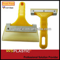 "5""Durable plastic handle car squeegee scraper for automobile vinyl wrap film"