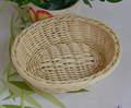 Widely use cheap fast food fruit popcorn plastic mini wicker baskets