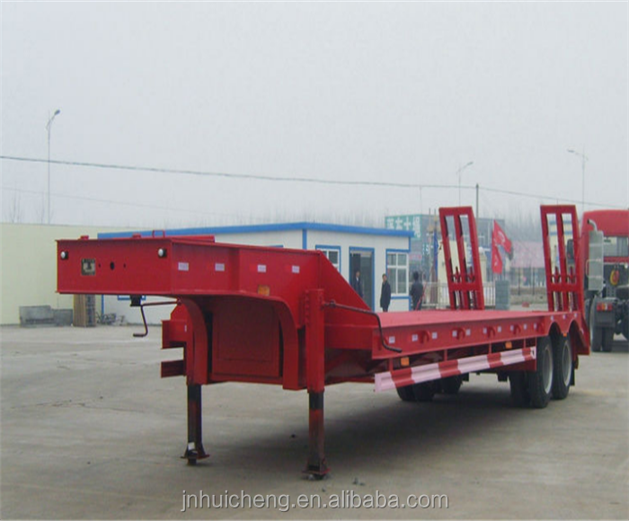 2017 New Coming Triple FUWA Axle Wind Blade Low Bed Trailer For Sale with whatsapp 008618853169708