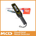 MCD-140 Stable Performance/Hand Held Metal Detector/Metal Detector Sale