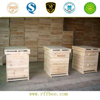 Supply langstroth beehive from Chinese factory with complete configuration