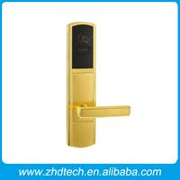 Luxury 5 star hotels access solutions digital door lock hotel door lock