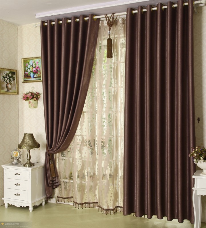 Blackout Hotel quality Window Curtain, Cheap home curtain