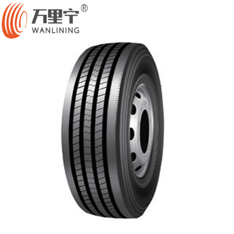 High Quality Reliable Radial Tubeless Truck Tire 11r24.5