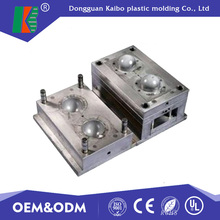 Top quality cube mould maker for plastic cooler body with ISO 9001