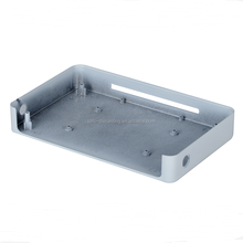 adc-12 high pressure aluminum die casting part for electronic enclosure ISO certificated OEM china supplier
