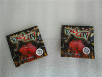 3grams rack city potpourri/aroma therapy laminated foil zip bags wholesale