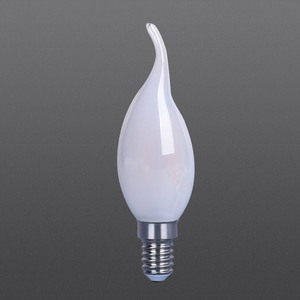 Quality Guarantee Listed led e14 bulb 12v E14 Led Candle Bulb 7W