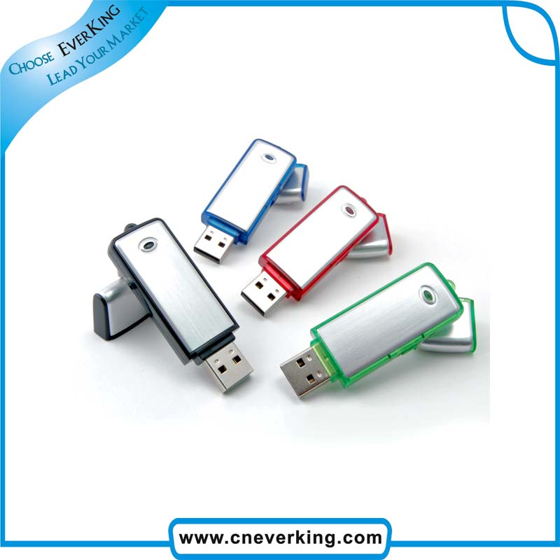 Hot selling swivel usb flash drive for Promotional Gift,usb pen drive with customized logo,sample