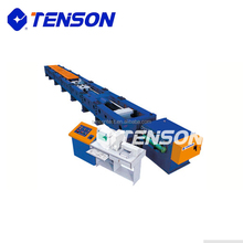Horizontal tensile testing machine for wire rope break load test