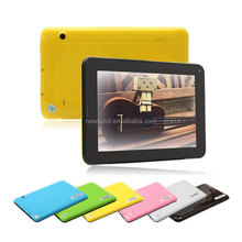 cheapest 7 inch tablet 2g sim card slot phone call A23 dual core bluetooth gps phablet android4.2