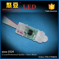Waterproof IP67 12mm 20mm DC5V video led lights for amusement places