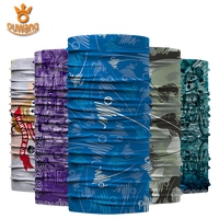 multiuse Colorful Custom Printed Wholesale seamless Bandanas Headwear