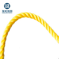 2018 Hot Sale pp twisted mooring rope For Ship