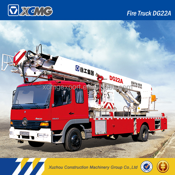 XCMG original manufacturer DG22A size of pumps for fire truck