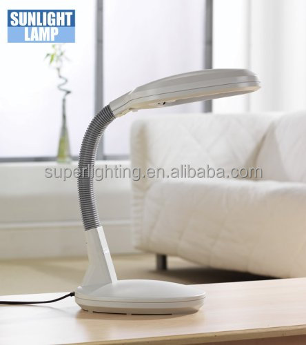 natural light plastic Reading Table Lamp