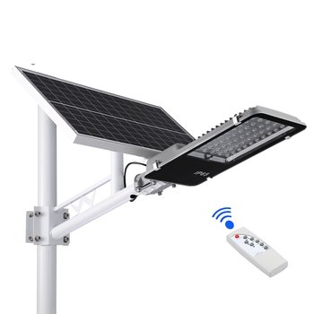 High lumens Outdoor ip65 bridgelux smd 20w 30w 50w 60w integrated solar led street light