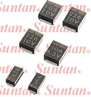 Tantalum Capacitor (RoHS) dipped / SMD type