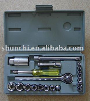 Socket Sets 21pcs hot sell wrench