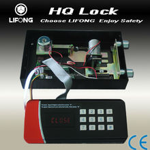 Electronic safe lock for hotel safe door key safe door biometric safe box door