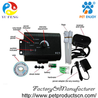 2016 Amazon Wireless Dog Run Pet Fence, Pet Fencing System Underground Waterproof Electric Fence For Dog Bulk From China