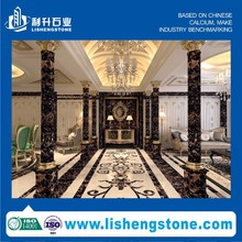 Cut-to-size cheap price fashion design Rock crystal artificial marble stone countertop