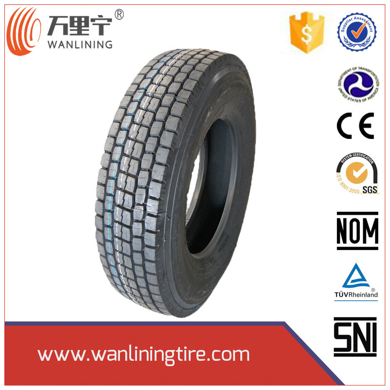 2016 new mine truck tire lower price 205/75R17.5 215/75R17.5 with cheap price from chinese manufacturer