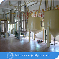 High quality palm oil decolorization machine/crude palm oil refining process.