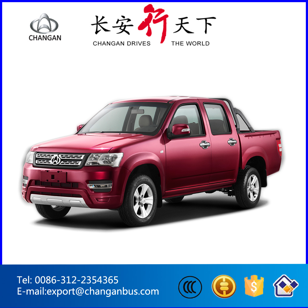 Double cabin pickup and mini truck and pickup truck 4X4