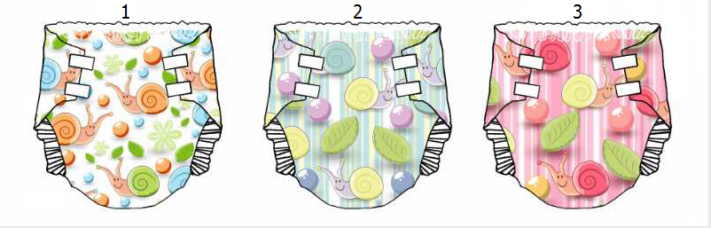 ABDL ODM cute print manufacture in china