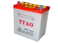 Dry car battery NS40Z 12V36AH TTAO