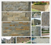 Slate Cultured Stone/High Quality Ledgestone/Wall Cladding Cheap