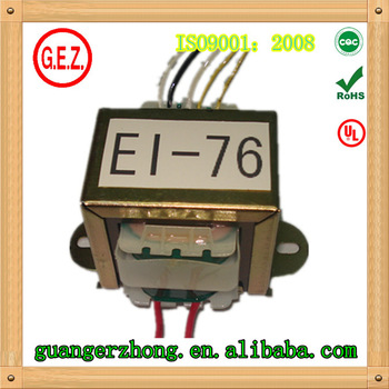 ce ul cqc electric transformer hs code