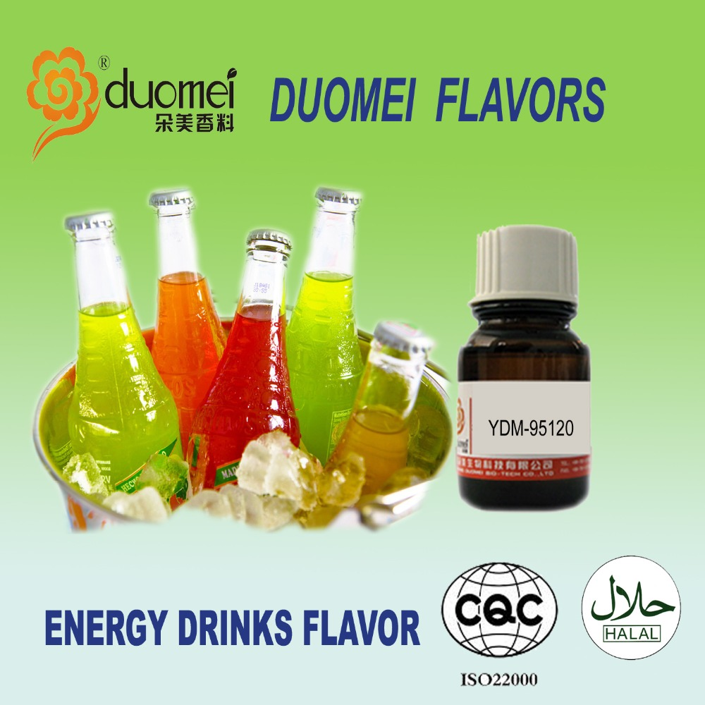 DUOMEI FLAVOR:YDM-95120 Energy drinks juice concentrate flavor