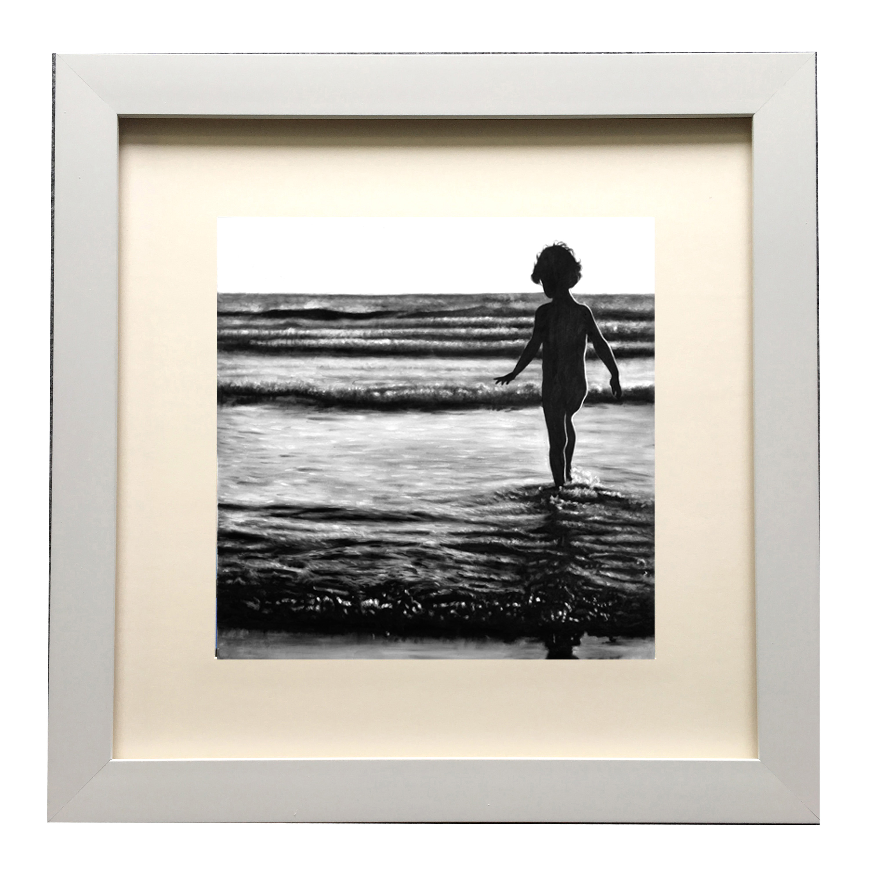 Creative Children Naturist Photos <strong>Poster</strong> <strong>Frame</strong>