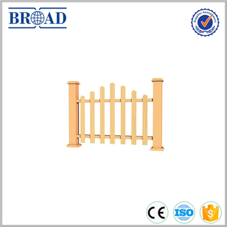 aging resistance cheap fencing with diversified latest designs