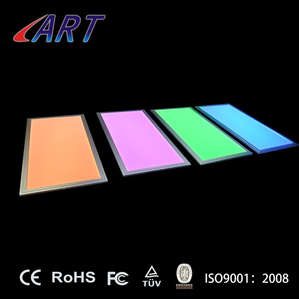 rgb led panel dmx/2.4G RF touch panel remote control
