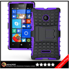 Keno Free Shipping Rugged Hard Robot Back Cover Stand Holder Kickstand Case for Nokia Lumia 532