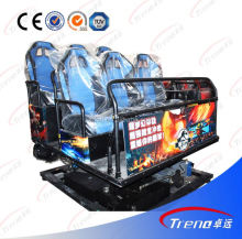 truck mobile 5d cinema 5d motion simulator amusement park xindy animation supplies