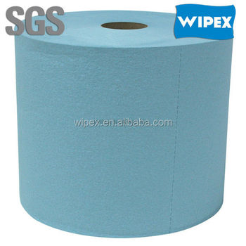 2014 new products on market non woven fabric industrial rag in roll OEM in China